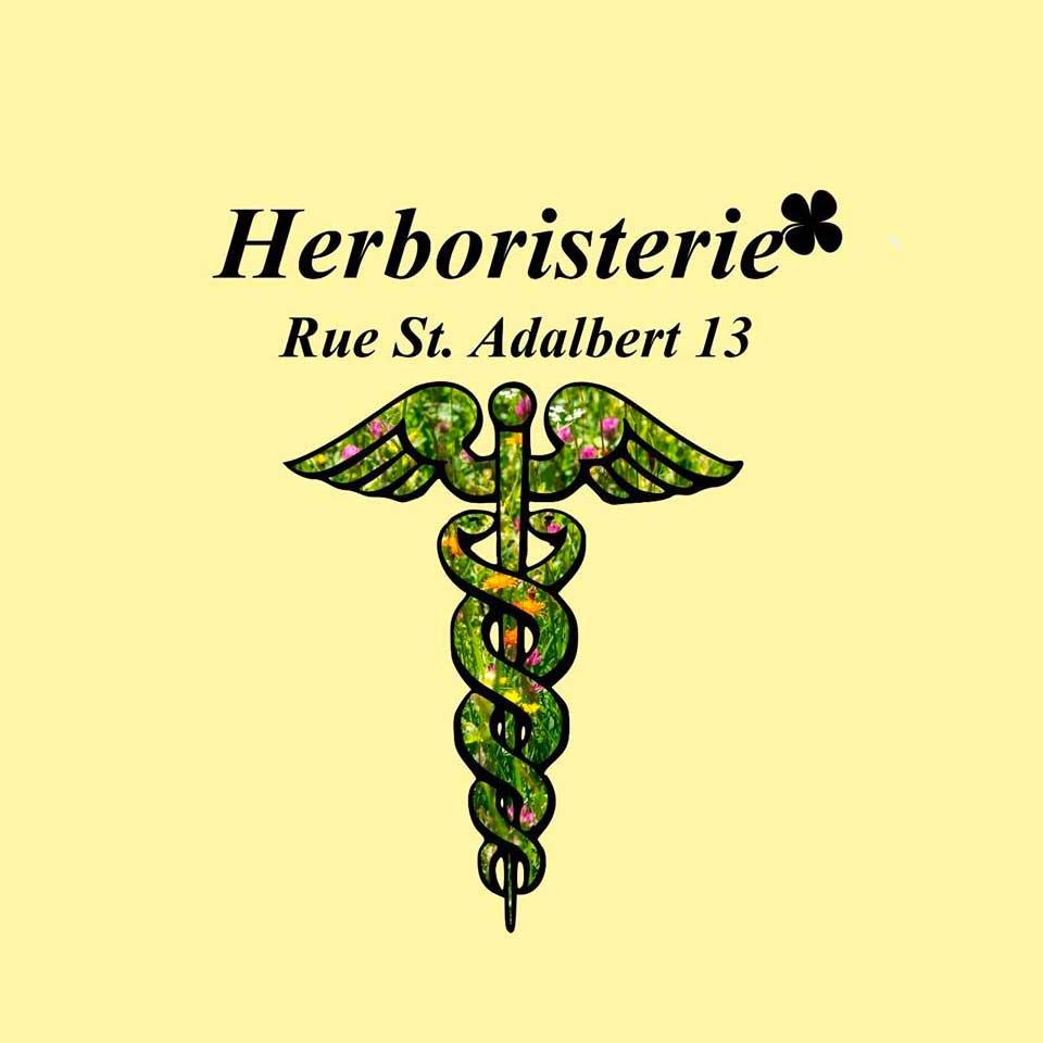 herboristerie logo